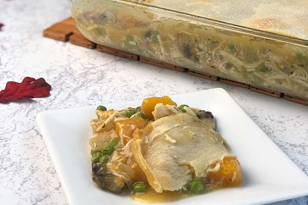Gluten-Free Chicken Pot Pie Recipe – Yes!