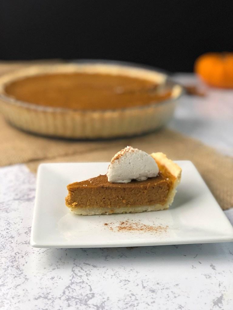 Gluten-Free Pumpkin Pie Recipe 5