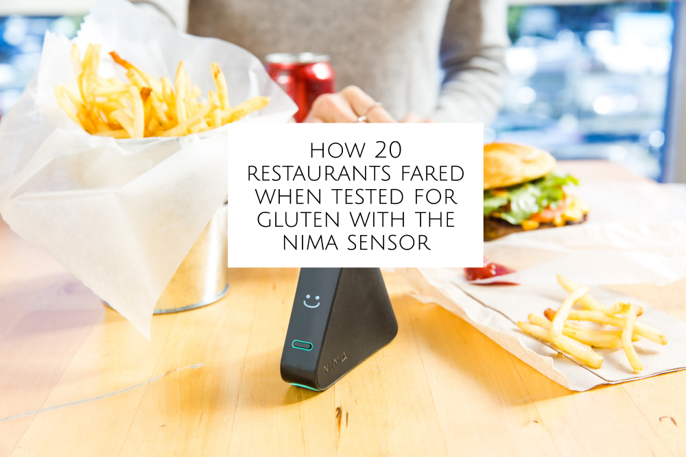 How Did 20 Restaurants Fare When Tested for Hidden Gluten?