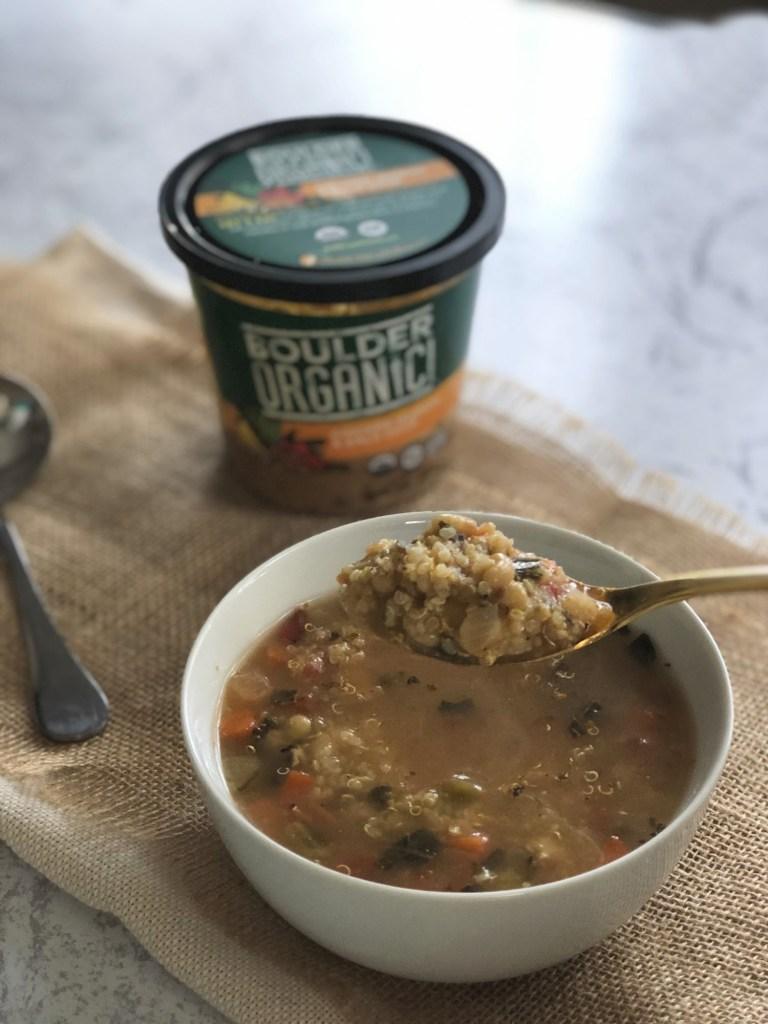 Boulder Organic Quinoa Kale Soup