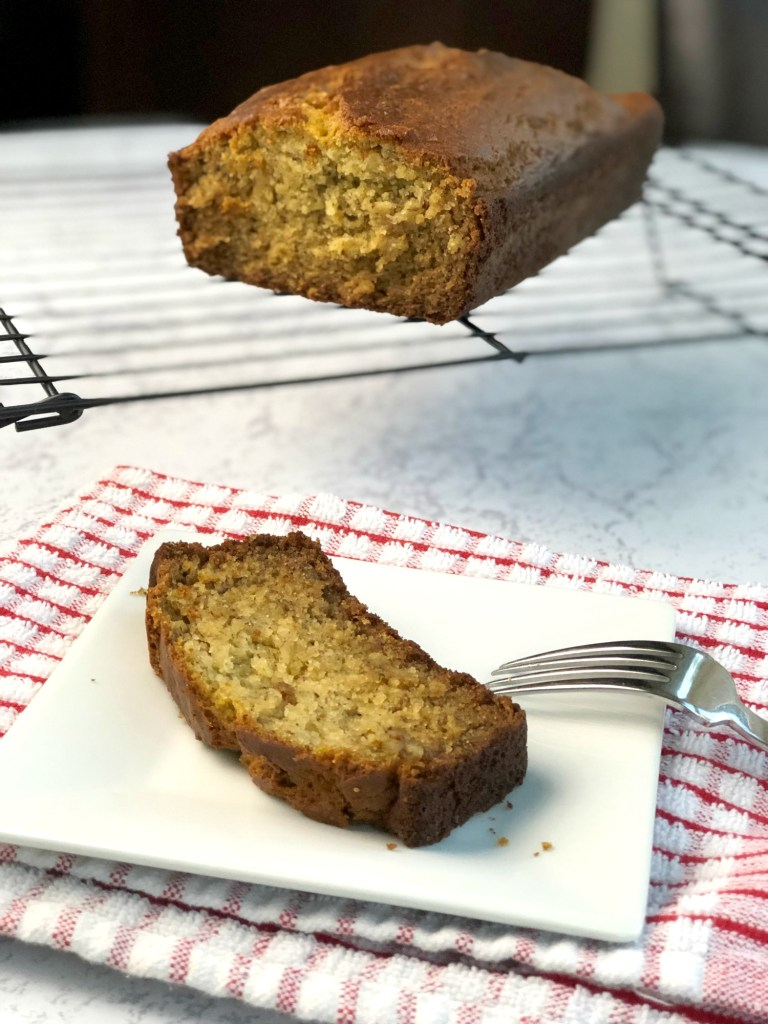 Moist Gluten-Free Banana Bread Recipe 3