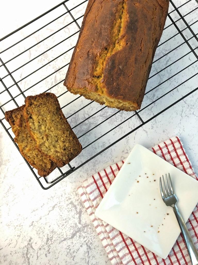 Moist Gluten-Free Banana Bread Recipe 4
