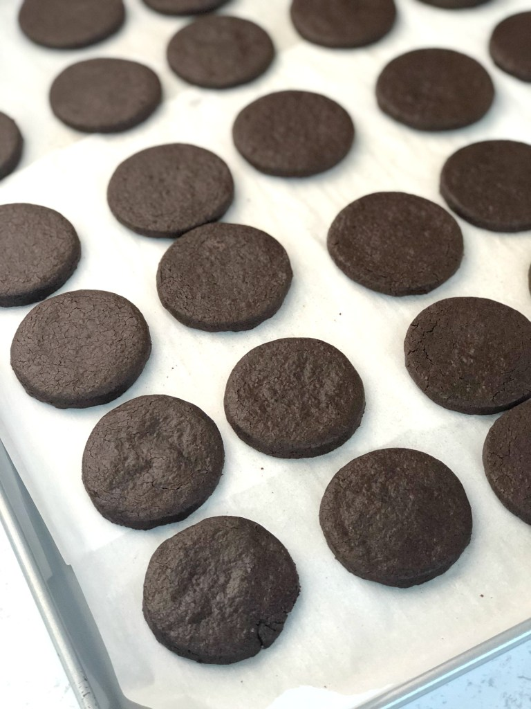 Gluten-Free Thin Mints Cookie Recipe 1