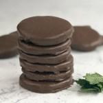 Gluten-Free Thin Mints Cookie Recipe header