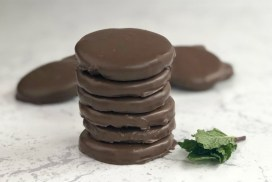 Gluten-Free Thin Mints Cookie Recipe header
