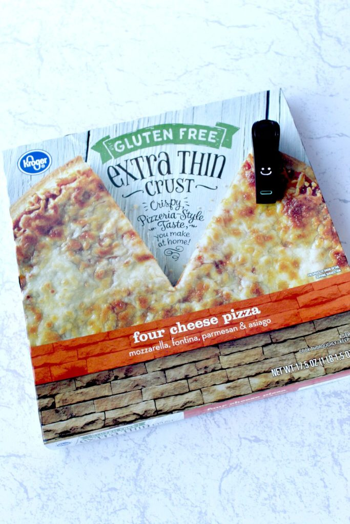 Kroger Gluten-Free Frozen Pizza Nima Sensor tested