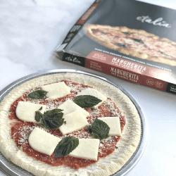 Authentic Frozen GF Pizza by Etalia's