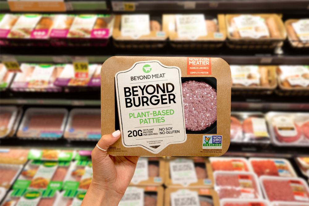Are Impossible Burgers, Beyond Meat and Other Plant-Based Meats Gluten-Free?