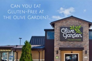 Can you eat gluten-free at the Olive Garden header image