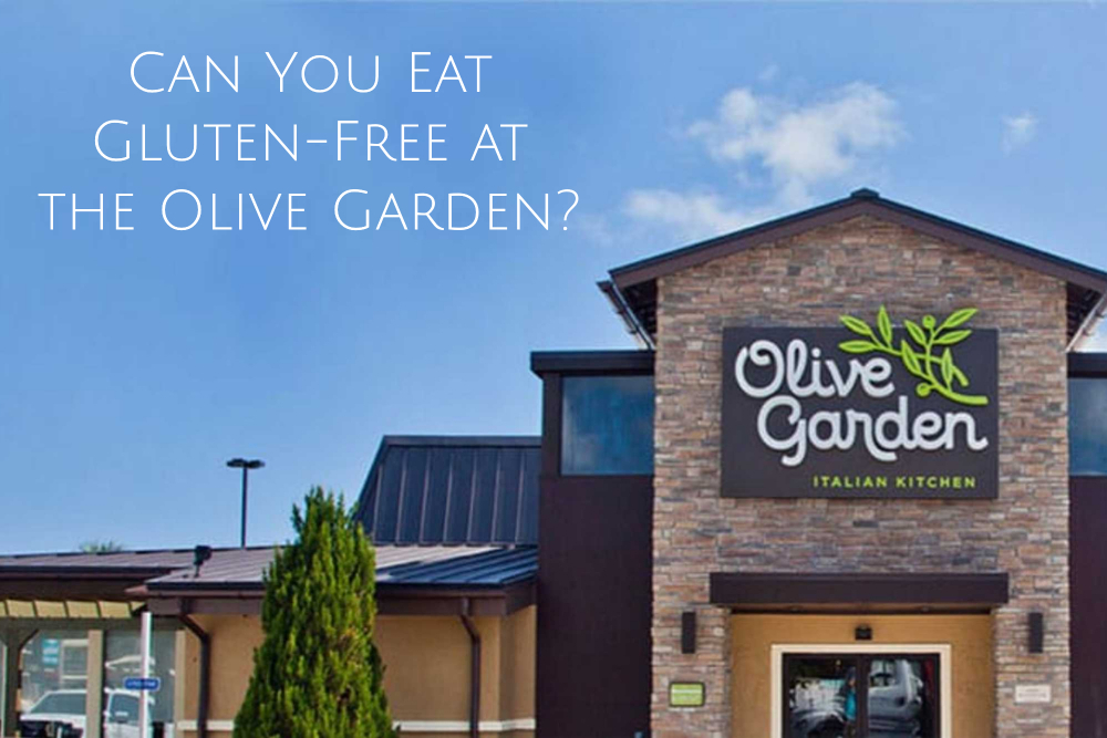What's Gluten-Free at the Olive Garden