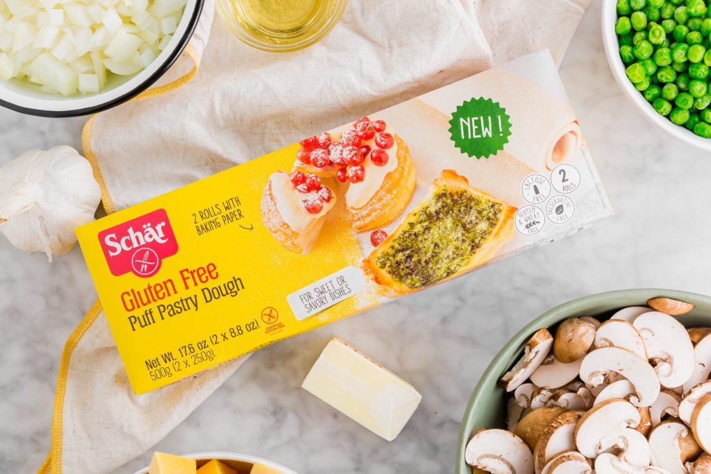 Schar gluten-free puff pastry image
