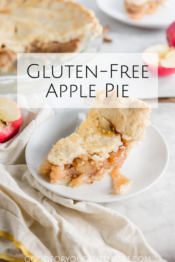 Gluten-Free Apple Pie Crust Recipe