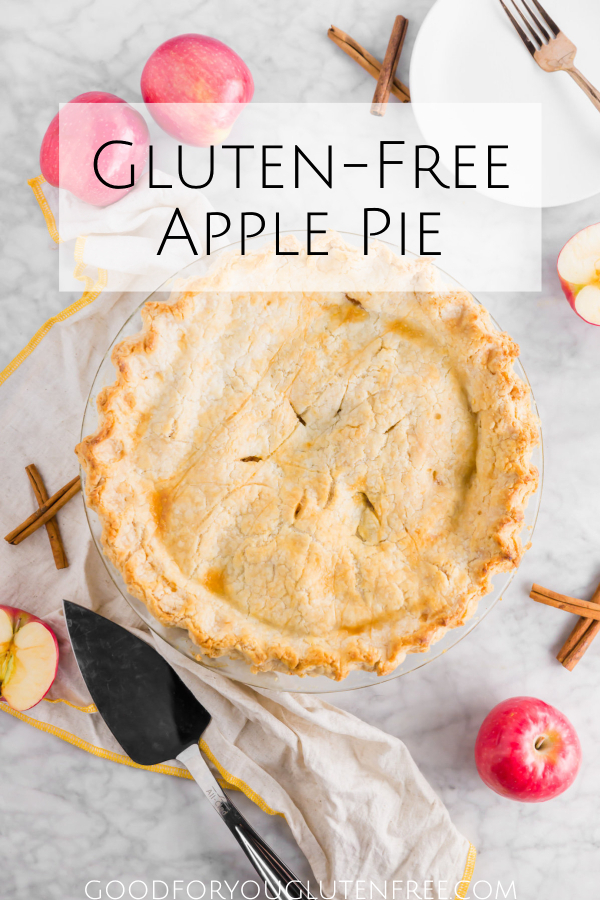Gluten-Free Apple Pie Recipe
