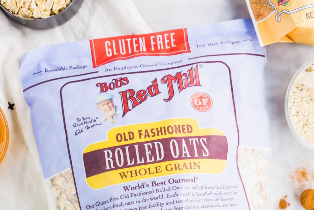Are Bob's Red Mill Gluten-Free Oats Gluten-Free?
