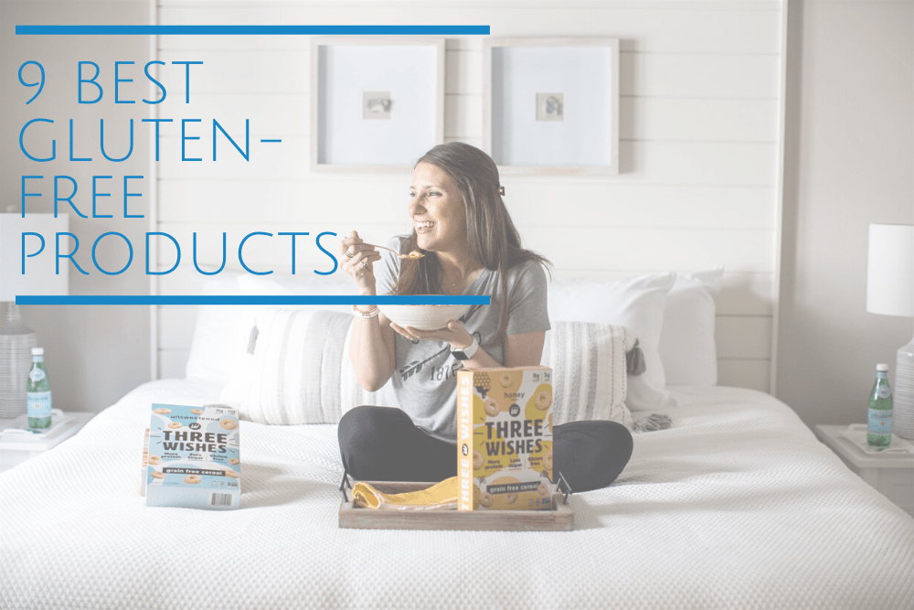 The 9 Best Gluten-Free Products for People with Celiac