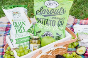 Sprouts Picnic staples headline