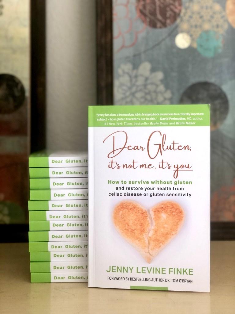Dear Gluten cover image 1