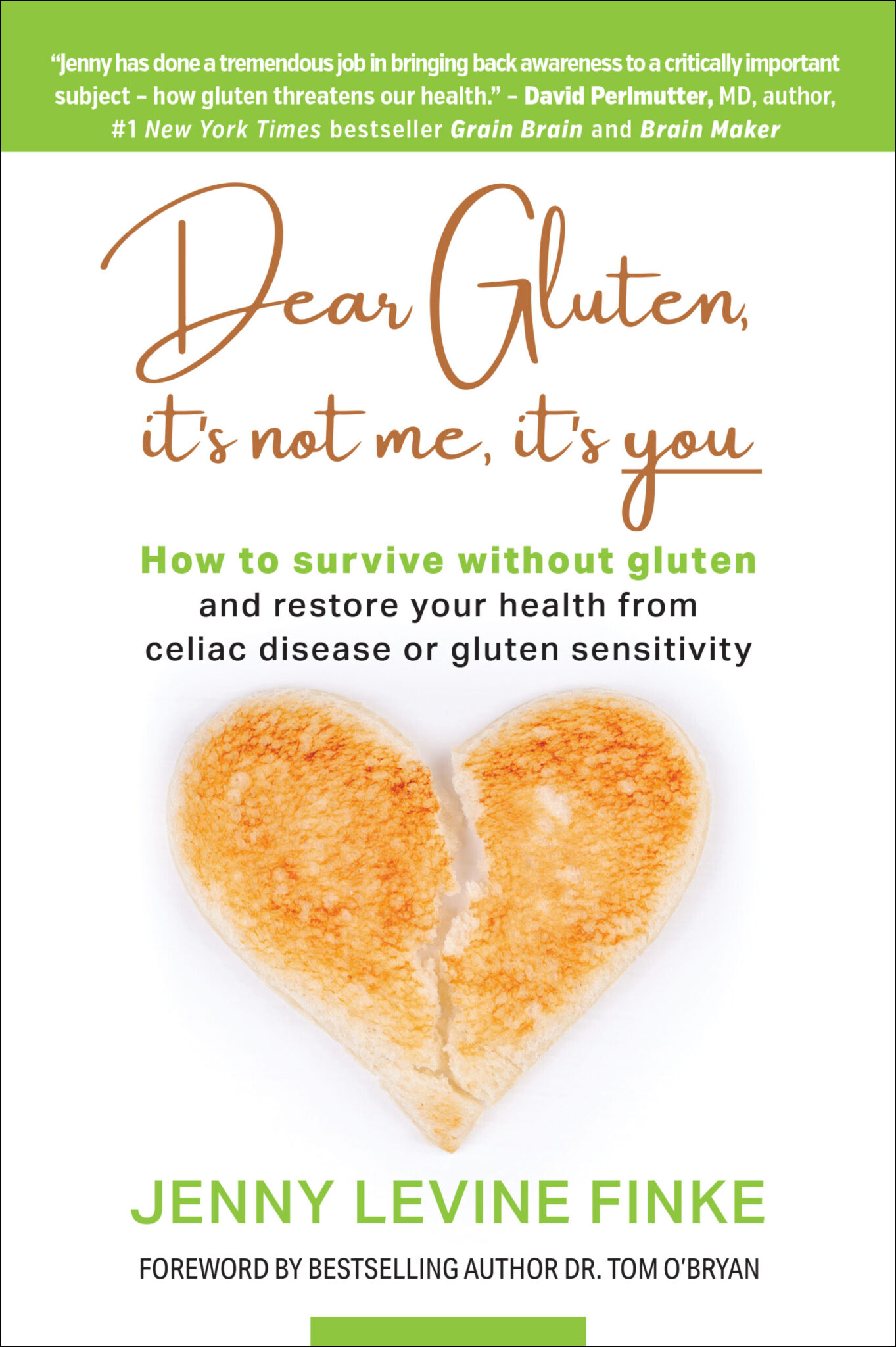Dear Gluten Book Cover