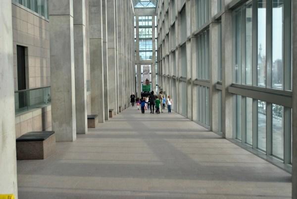 Art Corridors Interior In Ottawa British Columbia