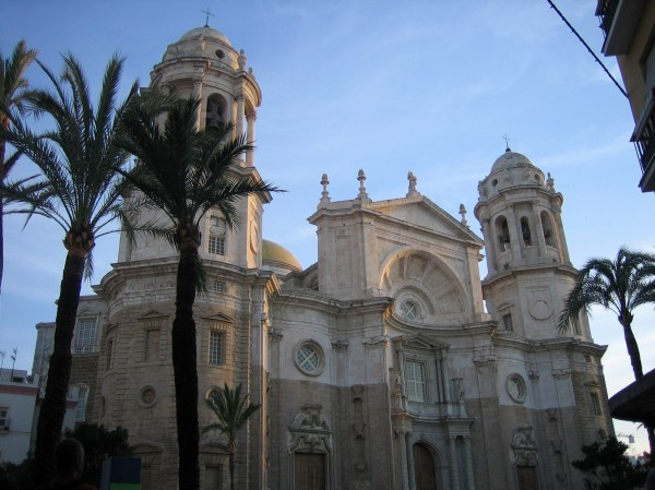 Diz Cathedral Building In Spain - Free Stock Public Domain Cc0