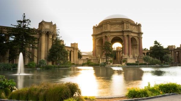 Palace Fine Arts San Francisco
