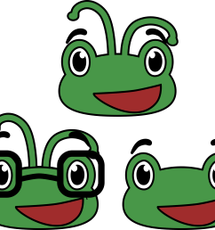 free photos vector images bug faces vector clipart  [ 2400 x 2068 Pixel ]