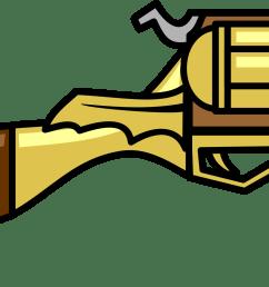 free photos vector images cartoon gun vector clipart  [ 2400 x 1010 Pixel ]