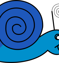 free photos vector images cartoon snail vector clipart  [ 2349 x 1807 Pixel ]