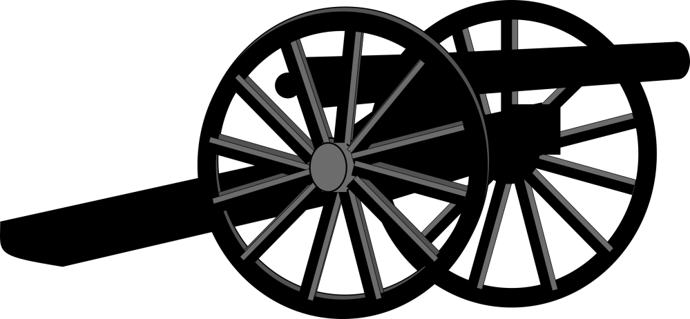 medium resolution of free photos vector images civil war cannon vector clipart