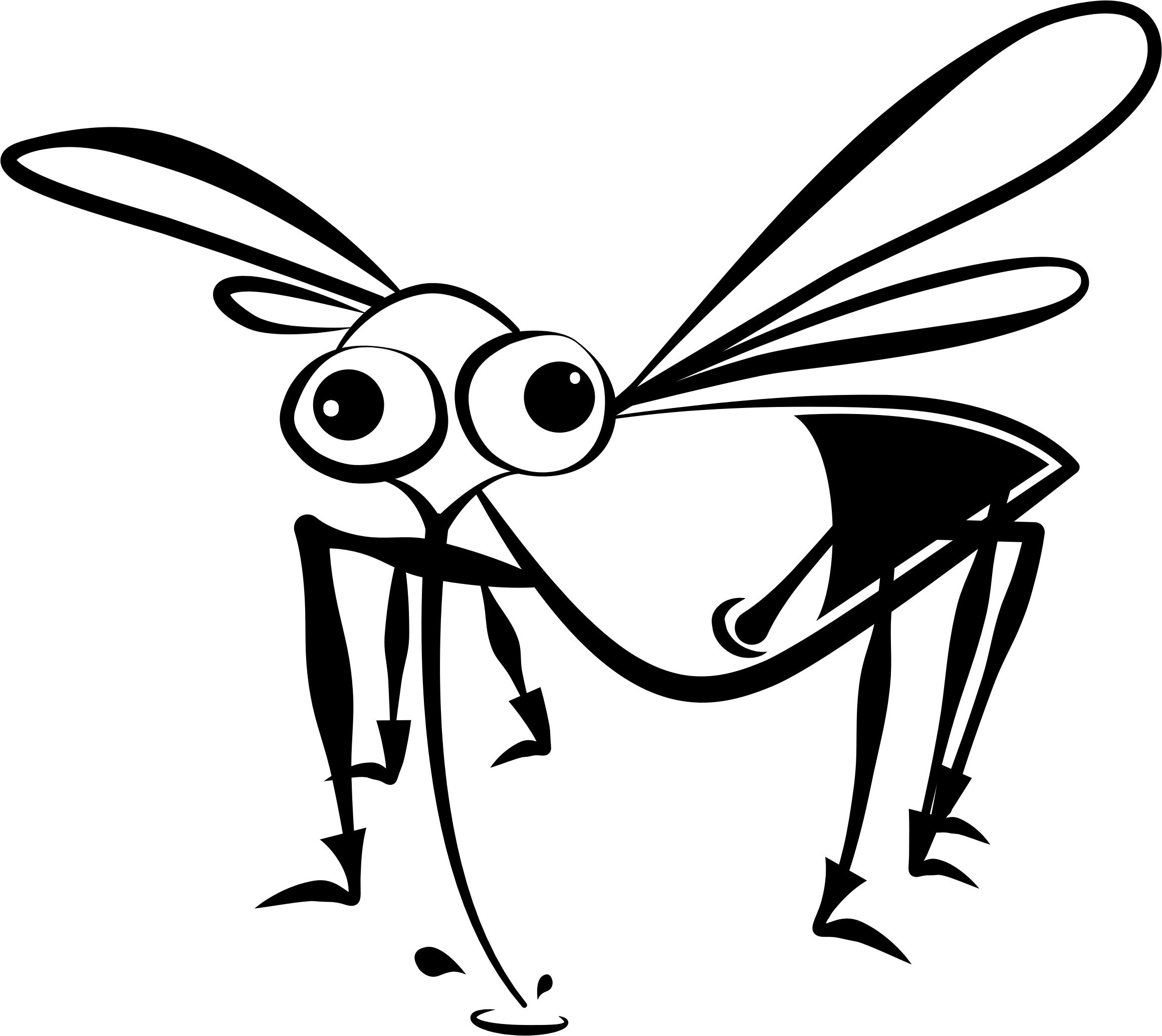 Mosquito Clipart