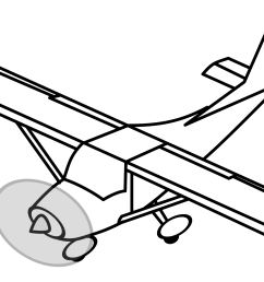free photos vector images single engine airplane vector clipart  [ 2400 x 1503 Pixel ]
