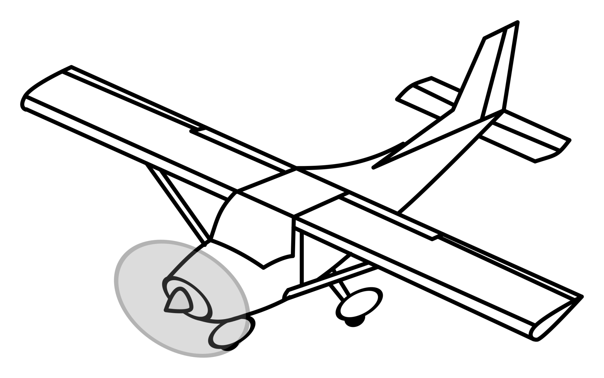 hight resolution of free photos vector images single engine airplane vector clipart