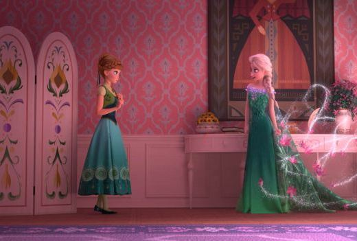 Frozen Fever-Review Frozen Fever-GoodGirlsCompany