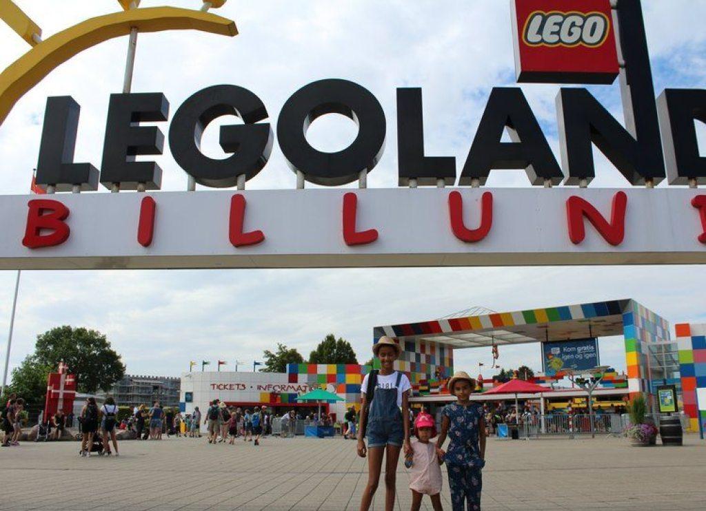 Korting op tickets LEGOLAND Billund