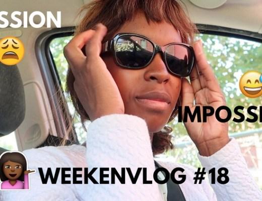 Weekendvlog 18