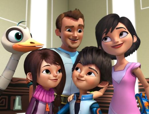 Miles van Morgen-nieuwe kinderserie Disney-review Miles van Morgen