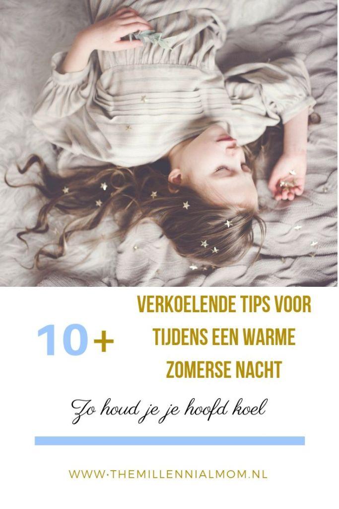 beste verkoelende tips warme nacht