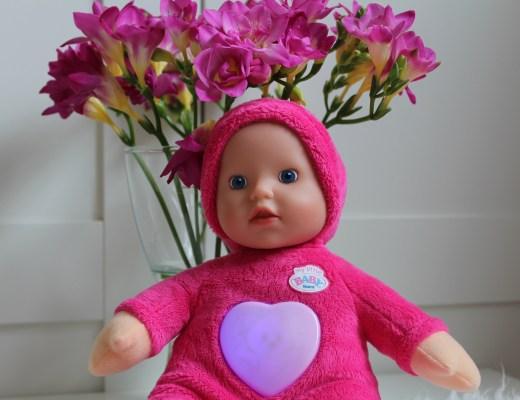 Review My Goodnight Baby Born-GoodGirlsCompany-ervaring Baby born pop