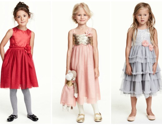H en M kinderfeestkleding-H and M party wear- holiday dresses- feestelijke kerstjurkjes voor meisjes-GoodGirlsCompany kerstjurkjes
