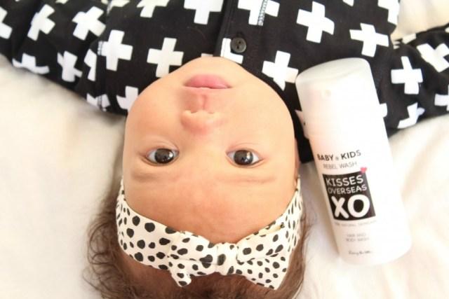 Kisses overseas-Rebel wash-GoodGirlsCompany-natuurlijke babyverzorging