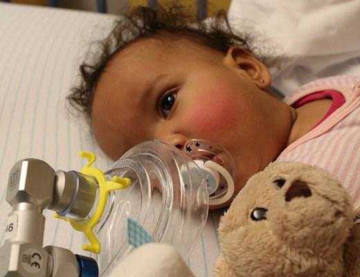 Miss C in het ziekenhuis-ziekenhuis Rijnstate-RS virus