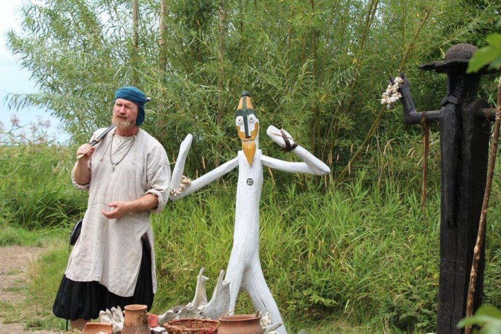 Offerplaats Bork Vikingehavn