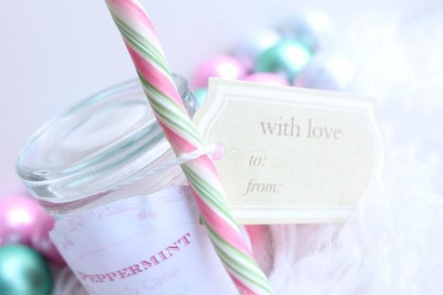 Pepermunt Candy Cane Sugar Scrub-GoodGirlsCompany-DIY