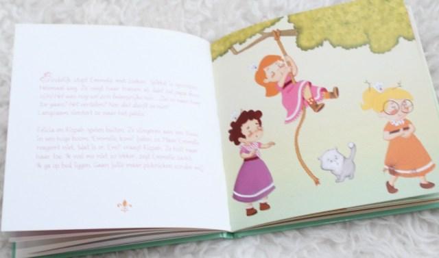 Prinses Emmelie en het ontsnapte paard-GoodGirlsCompany-boek review