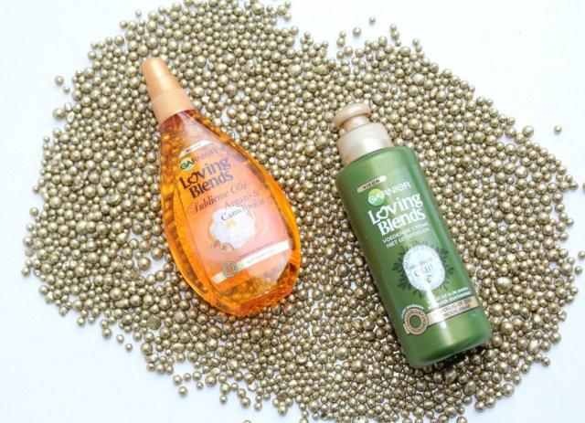 Loving Blends-Garnier- Arganolie-beauty shoplog-GoodGirlsCompany
