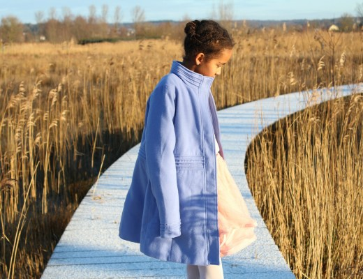 Shoplog VD-GoodGirlsCompany-Mart Visser mantel voor meisjes