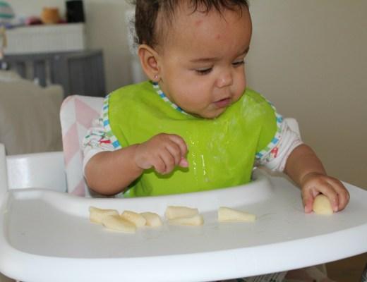 Baby 8 maanden-Rapley-methode-ervaringenmet Rapley-bijvoeding aanbieden via de Rapley methode-GoodGirlsCompany
