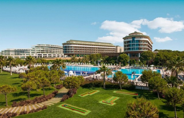 Voyage Belek golf & Spa-all inclusive resorts