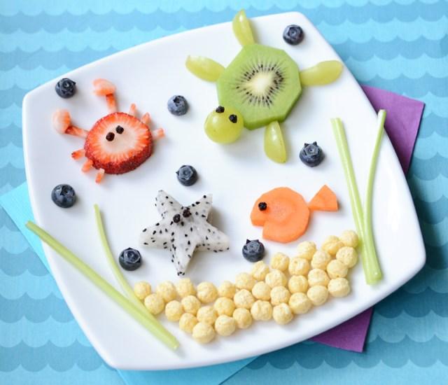 Creatief met ontbijtgranen-foodart-GoodGirlsCompany