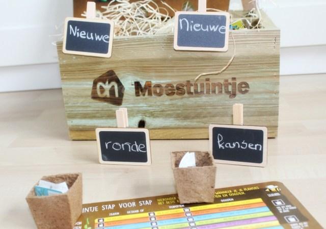 Hulp bij Albert Heijn Moestuintjes-GoodGirlsCompany